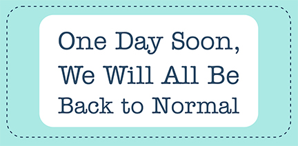 La Magra Consulting - one day soon, back to normal